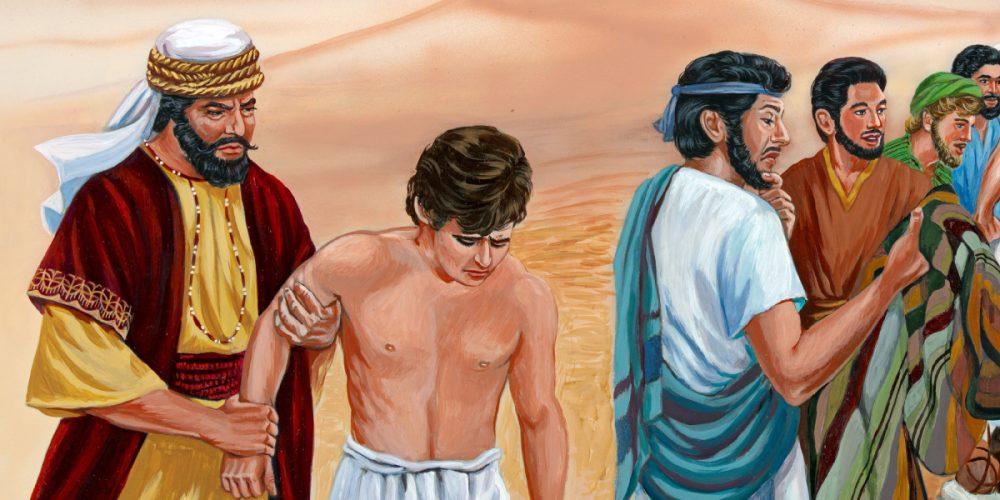 Josef - ein Mensch, der Gott vertraut Image