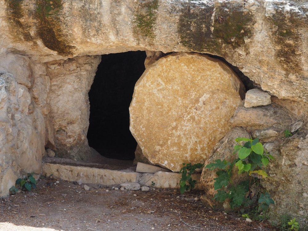 Ostern -Auferstehung Image